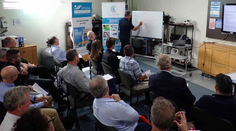 SPASA Australia Hosts Heating Sector Meeting